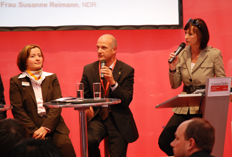 Career Talks Hannovermesse
